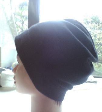 ニット帽DX