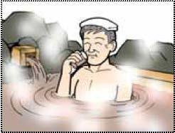 家庭での入浴の効用