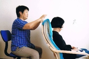 頭から足の先まで体中の体液がザーザーと流れる感覚