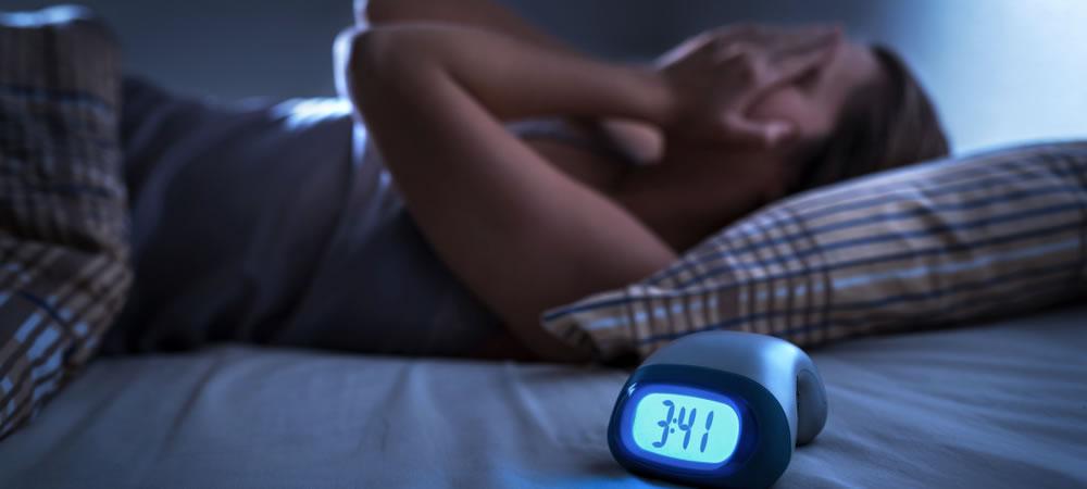 不眠症・睡眠障害とは? 症状内容や原因について